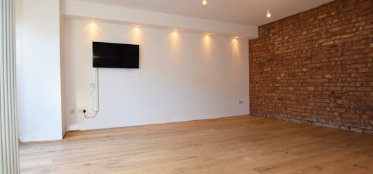 Engineered wood flooring installation Didsbury