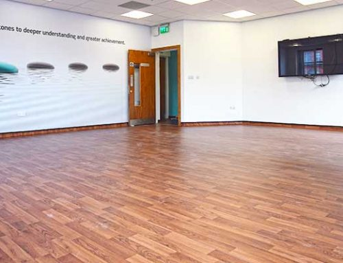 Polyflor Safety Flooring