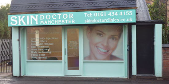 The Skin Doctor Manchester | Skin Doctor Clinics