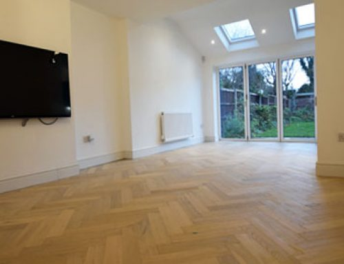 Herringbone Flooring Worsley